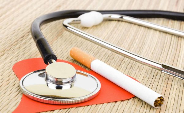 Smoking Increases the Risk of Hearing Loss