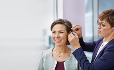 New Generation Hearing Centers Fitting hearing aid