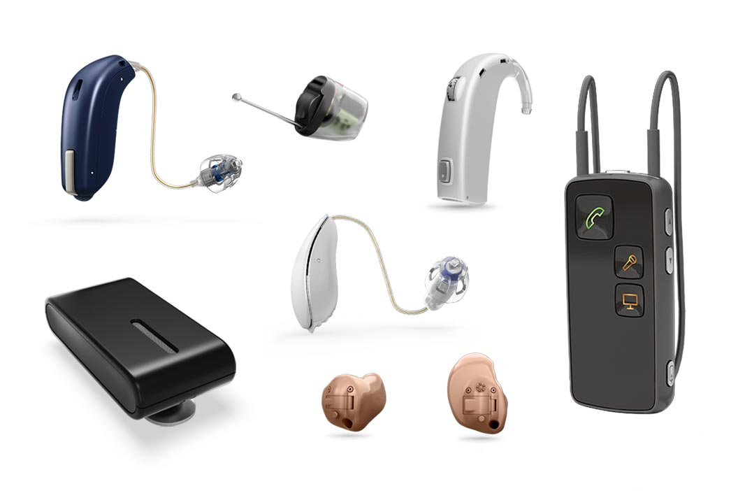 New Generation Hearing Centers Oticon