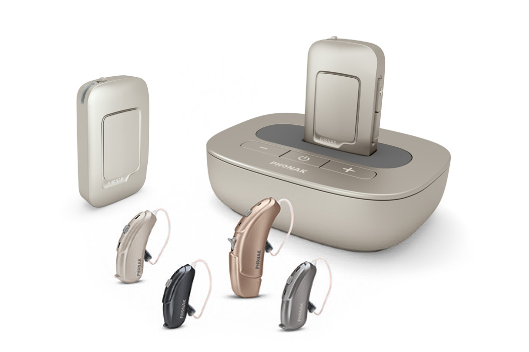 Phonak Wireless 1