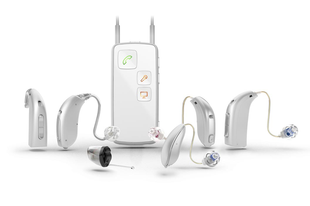 oticon connect streamer 2