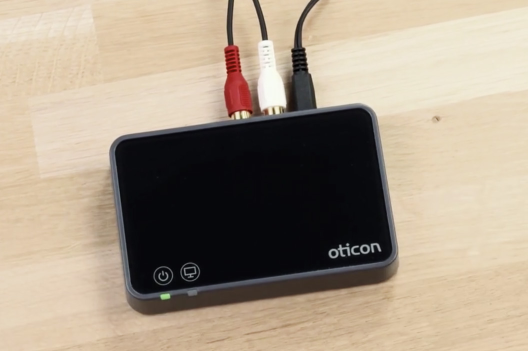 oticon connect tv transmitter 2