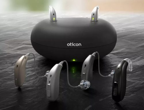 Spotlight: Oticon S Rechargeable Hearing Aids