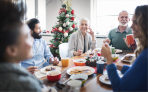 hearing loss during the holidays