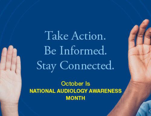 Mes de la Concienciación Nacional de la Audiología