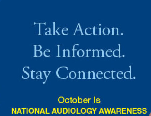 National Audiology Awareness Month